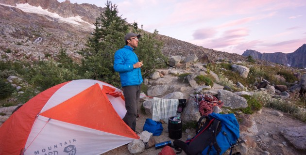 & Mountain Hardwear Tangent 2 Tent Review