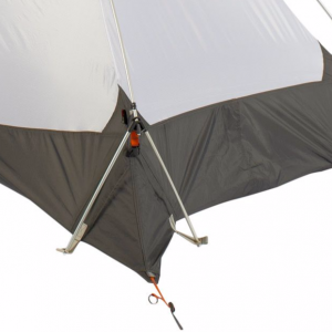 Tent pole innovation at it's finest. The Tangent 2 Tent Corner.